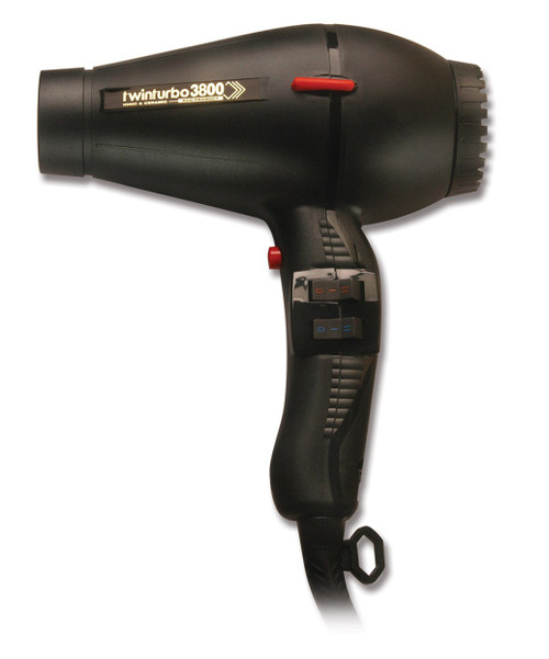 Turbo Power Twin Turbo 3800 Hair Dryer without attachments