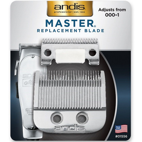 Andis Master Replacement Blade #22 Fits Model ML,SM #01556