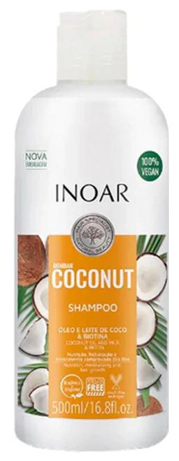 Inoar Coconut Shampoo 33.8oz