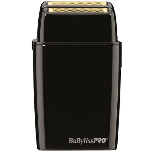 BaByliss Black Double Foil Shaver FOILFX02- #FXFS2B (Dual Voltage)