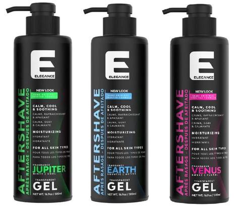 Elegance Plus Aftershave Gel