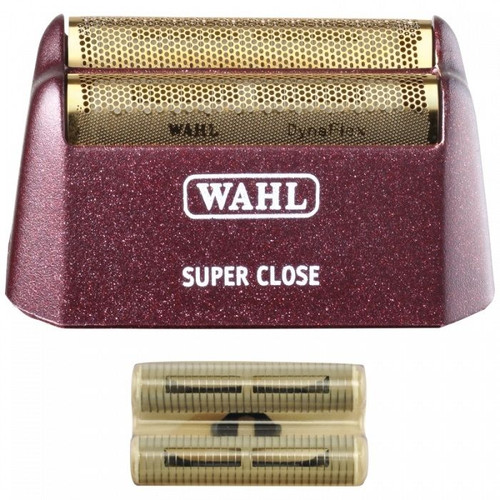 Wahl Replacement Foil & Cutter Bar Assembly - Gold #7031-100