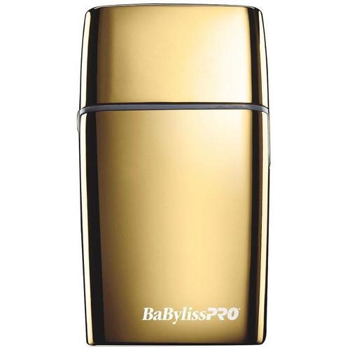 BaByliss Gold Shaver Cordless Double Foil FXFS2G (Dual Voltage)