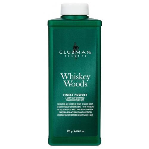 Pinaud Clubman Reserve - Whiskey Woods Powder 9oz