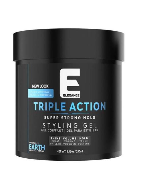 Elegance Triple Action Gel Earth