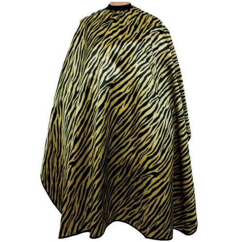 Vincent cutting cape - Golden Zebra