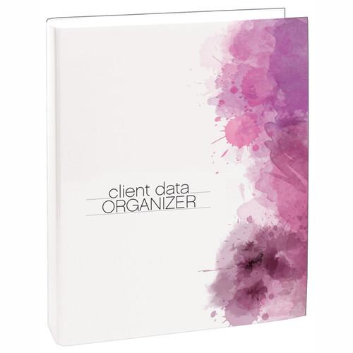 Diane Client Data Organizer Binder