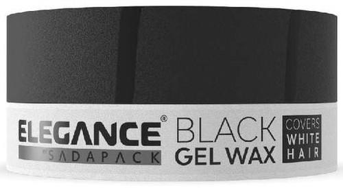 Elegance Black Gel Wax 140ml