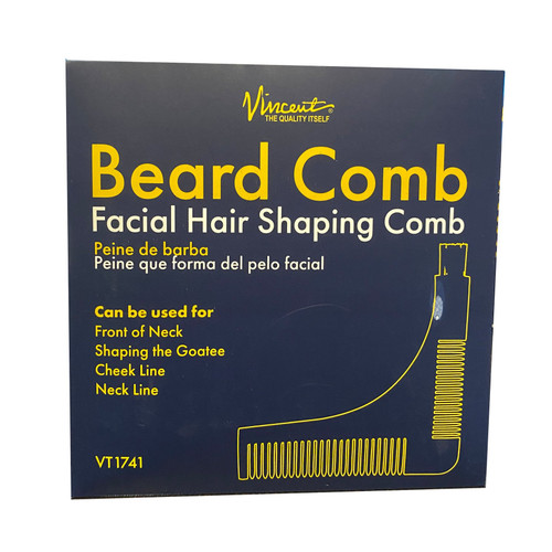 Vincent Beard Styling Comb