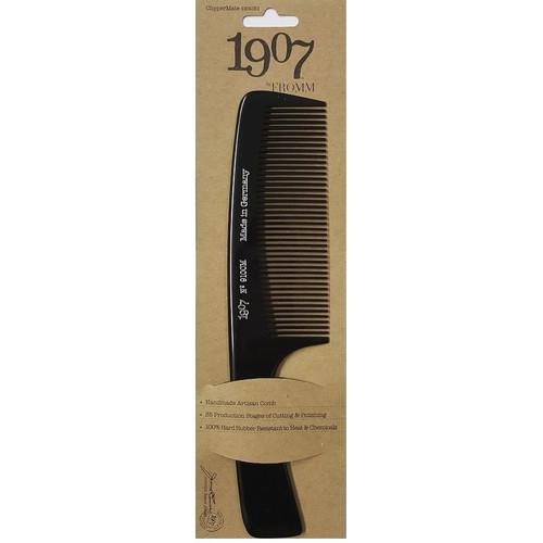 Fromm 1907 Clipper Mate Flat-Top Handle Comb Medium Teeth 8 Inch Extra Long #910CM