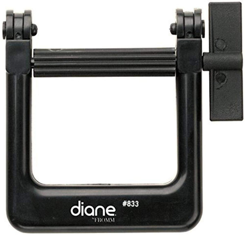 Diane - Tube Squeezer for Color, Cosmetics, Lotions and Hair Products (D833) , black