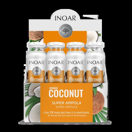 Inoar Coconut Ampola 45ml (12 count)