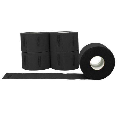 Level 3 Disposable Neck Strip Paper - BLACK