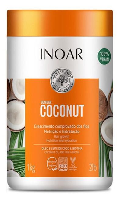 Inoar Coconut Mask Inoar Coconut Mask 1000g
