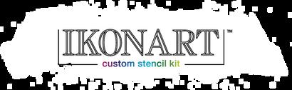IKONART Stencil