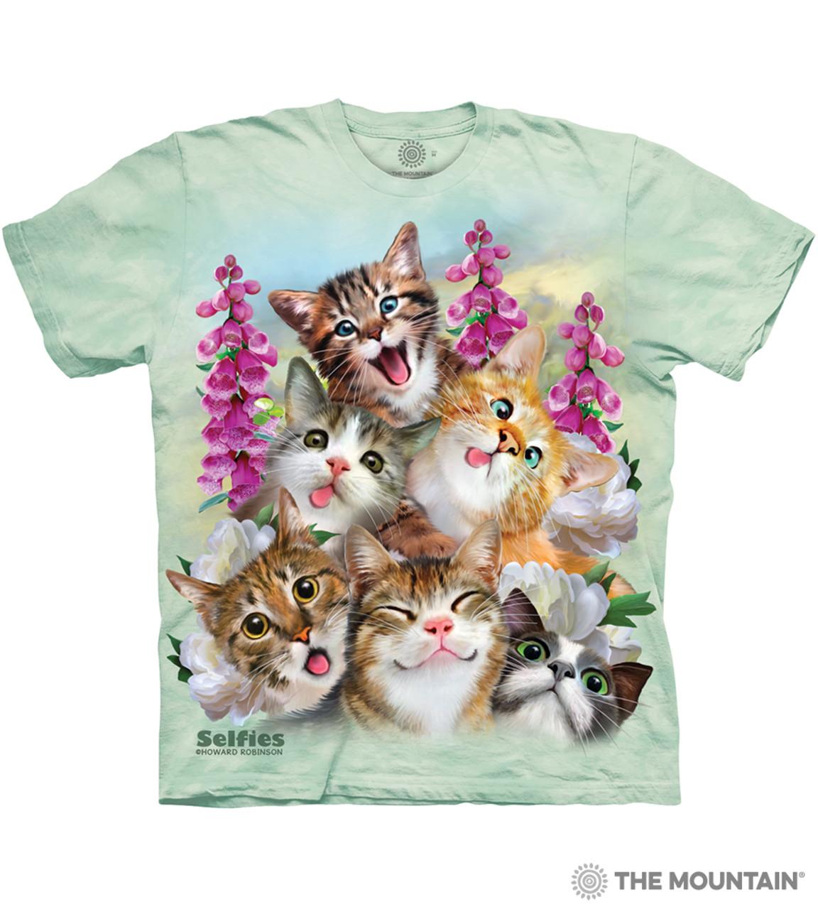 LAZY CAT , T-SHIRT Not Today Crazy Cat Funny Kitty Tshirt Top Sleepy Lazy