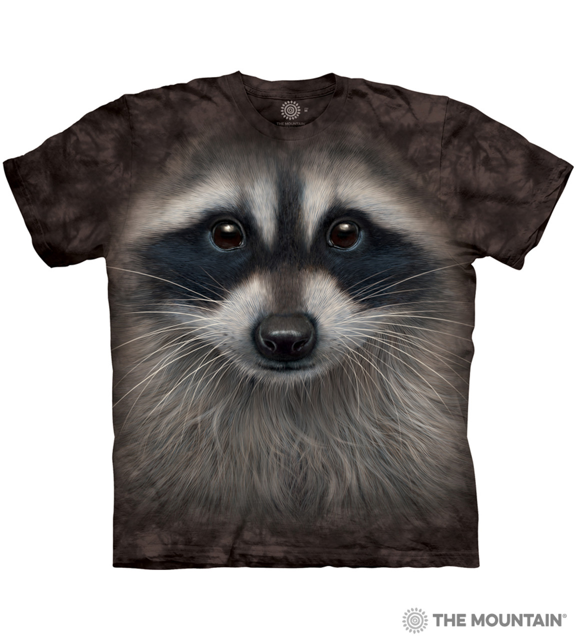The Mountain Unisex Child Meerkat Portrait Animal T Shirt