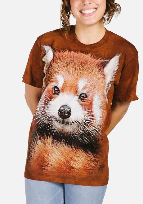 The Mountain Mens Panda Cuddles T-Shirt