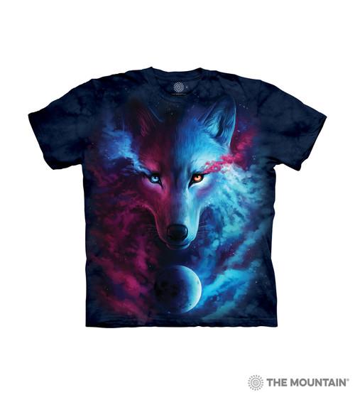eac04d83f The Mountain Kids' T-Shirt - Where Light and Dark Meet