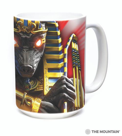 The Mountain Anubis Soldier Classic Ceramic Mugs untrue White