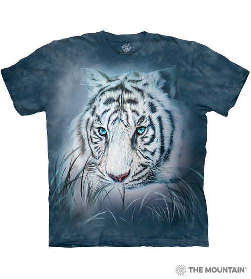 Wild Wings Wildlife TIGERS Licensed Adult T-Shirt All Sizes Clothing, Shoes & Accessories