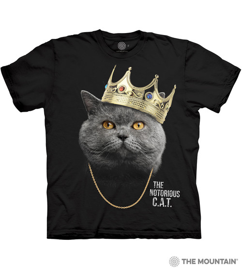 123beca737 Cat Face T-Shirts | Free Shipping on Orders Over $100