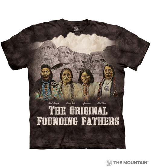 5f67ac708 The Mountain Made-to-Order T-Shirt - Power & Grace - MM