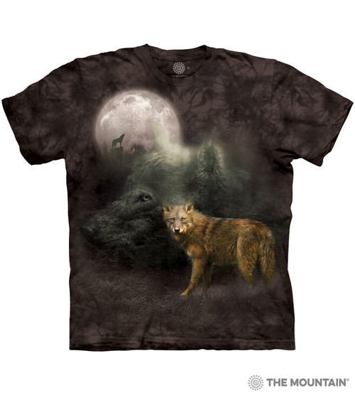 bcbbdd90 The Mountain Made-to-Order T-Shirt - Forest Spirit - MM
