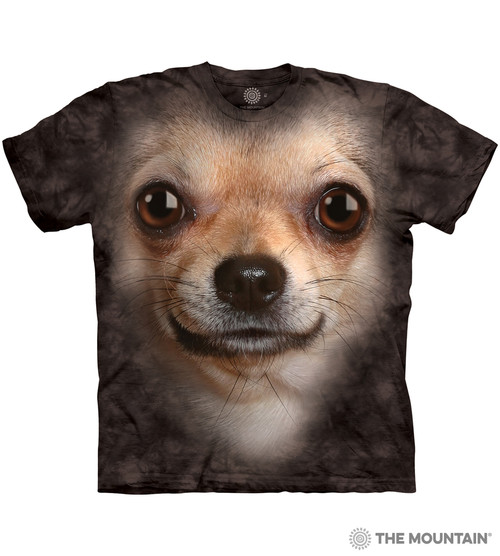 31333765 Big Face Dog T-Shirts | Free Shipping on Orders Over $100