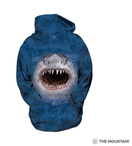 Wicked Nasty Shark Kids Hoodie