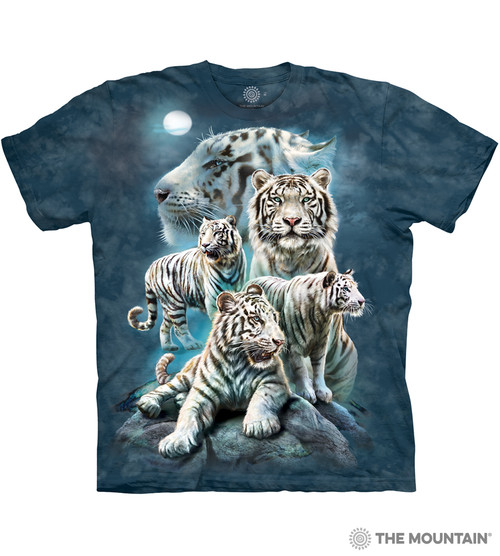 d9afc97fa The Mountain | 3D Big Face Animal T-Shirts, Hoodies & More