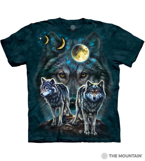 34d664d3d The Mountain | 3D Big Face Animal T-Shirts, Hoodies & More