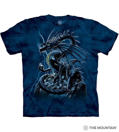 Silver Dragon Fleece Blanket. MSRP  Was  Now   75.00 -  95.00. Skull Dragon  T-Shirt 644ff2b5f