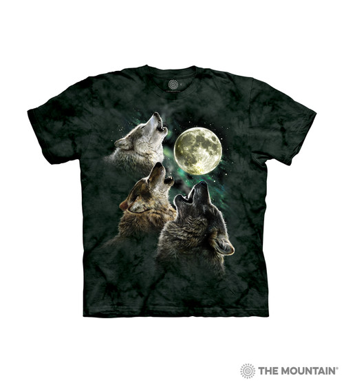 ea1a5bf7 The Mountain | 3D Big Face Animal T-Shirts, Hoodies & More
