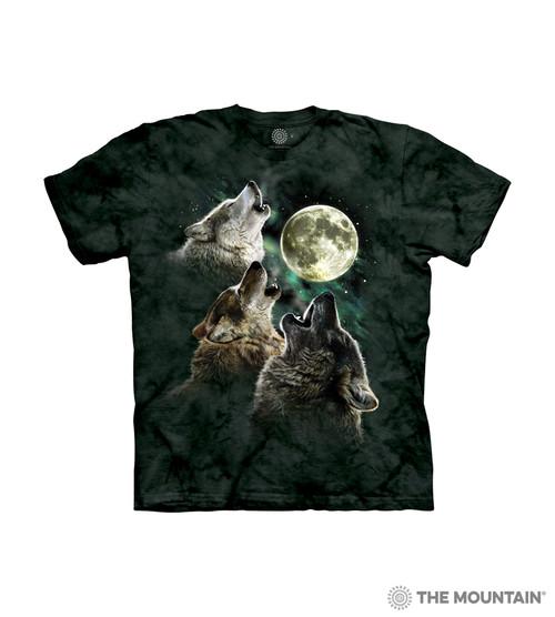 New THREE WOLF MOON SHIRT T SHIRT
