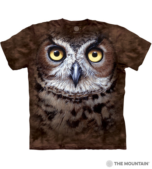33d346ebb Owl T-Shirts Online, Mens Animal T Shirts Online - The Mountain