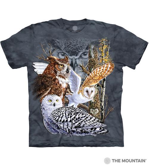 a5841aab225 Find 11 Owls T-Shirt