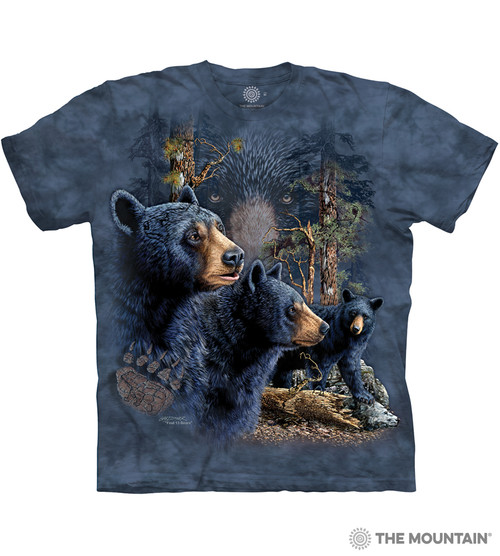 3515 All Sizes Find 9 Sea Turtles in Picture Puzzle The Mountain T-Shirt