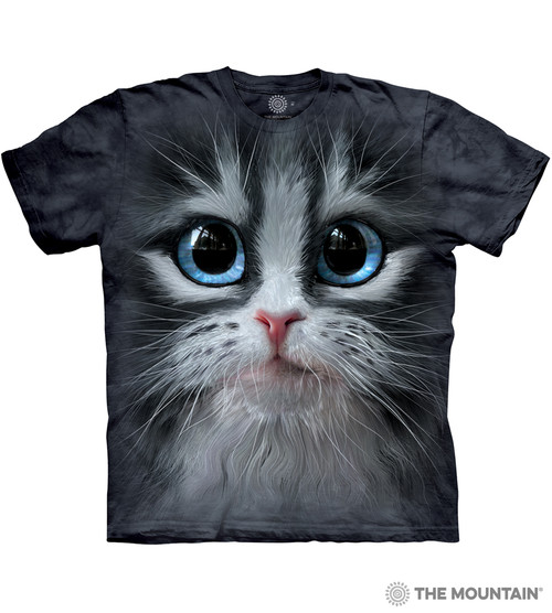 3482eb456b5408 Big Face Animal T-Shirts | The Mountain