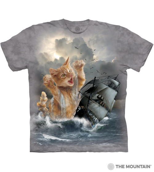 8d1e3ee2df3 The Mountain Adult Unisex T-Shirt - Krakitten