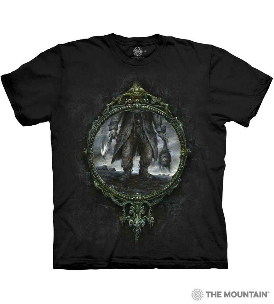 a98ae2cc845eb The Mountain Adult Unisex T-Shirt - Havoc
