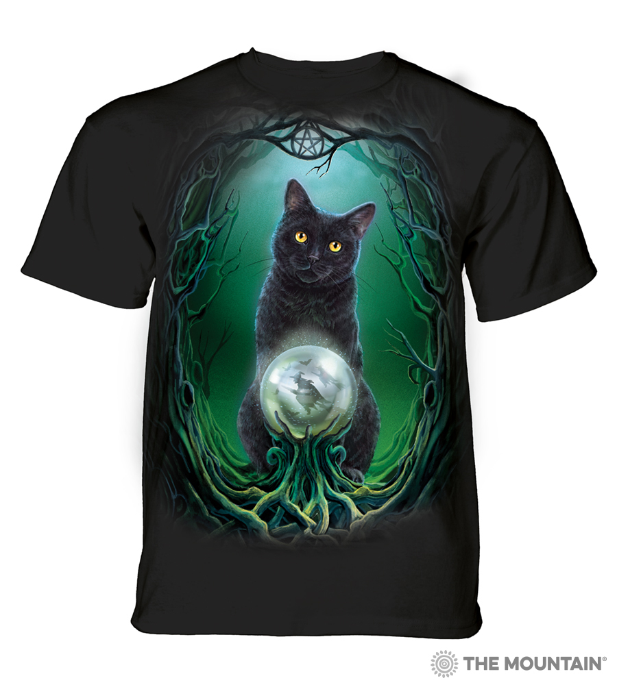 13ed7eba The Mountain Adult Unisex T-Shirt - Rise of the Witches