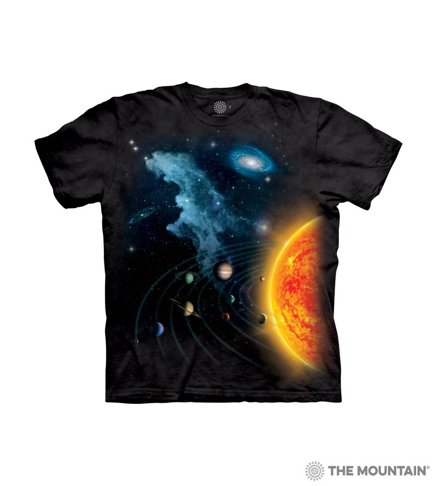 0e731c530 The Mountain Kid's T-Shirt - Solar System