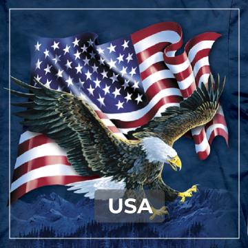 USA Patriotic Collection