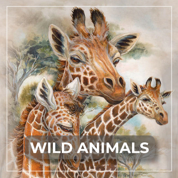 Wild Animals Zoo Collection