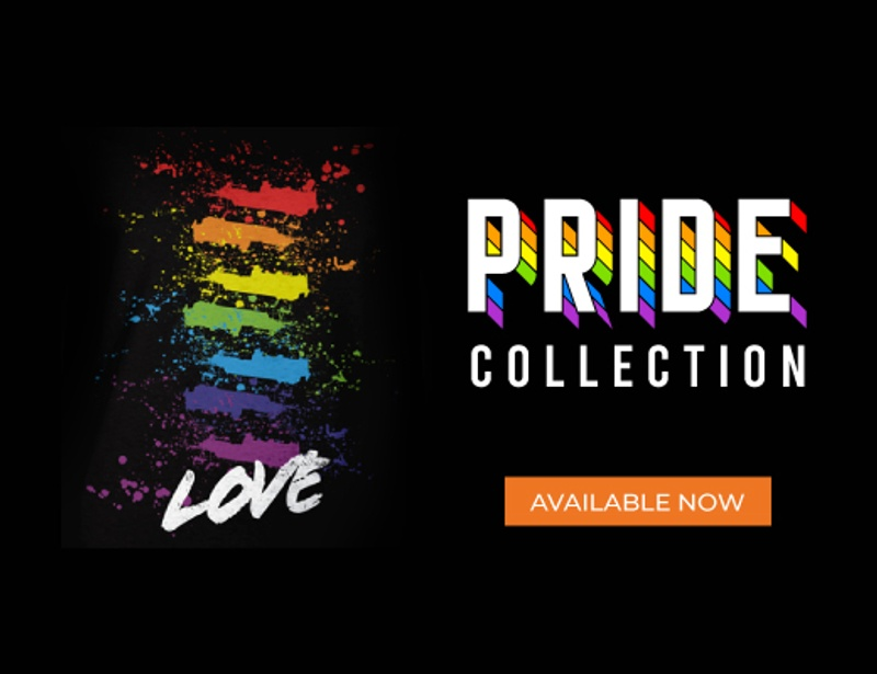 Shop Gay Pride T Shirts