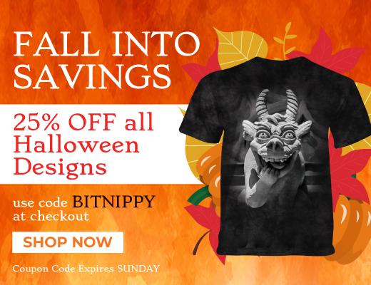 Shop Halloween T-Shirt Sale
