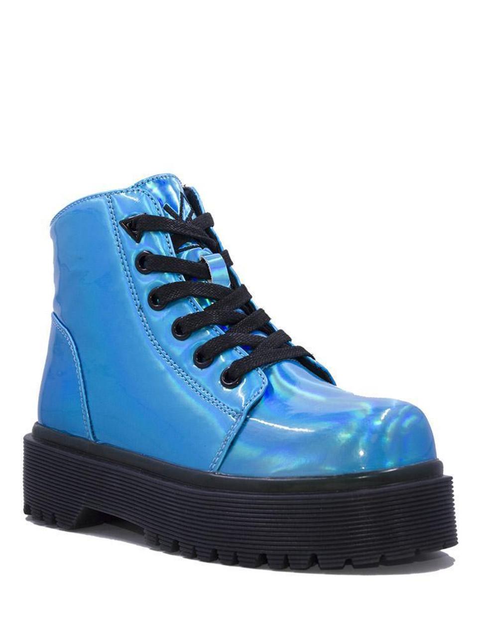 Y.R.U Slayr Blue Hologram Holographic