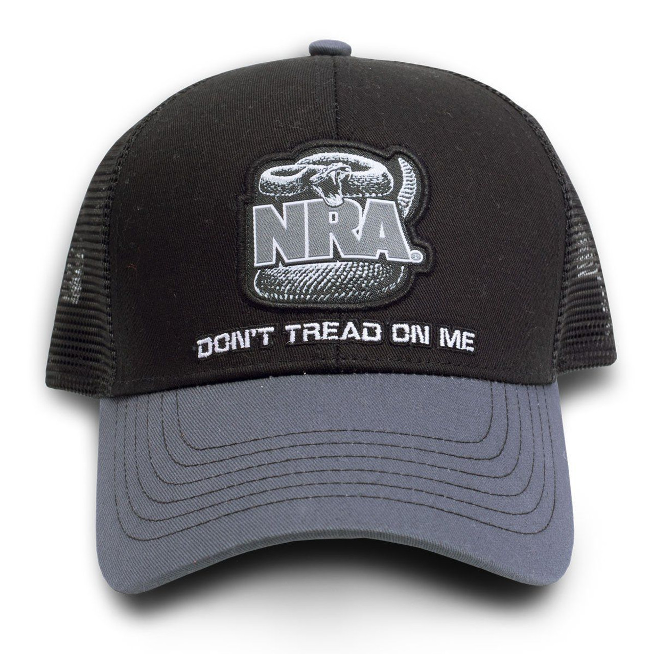 7e054d613c6 Buck Wear NRA Snake Don t Tread On Me Hat Cap American Flag USA Adjustable