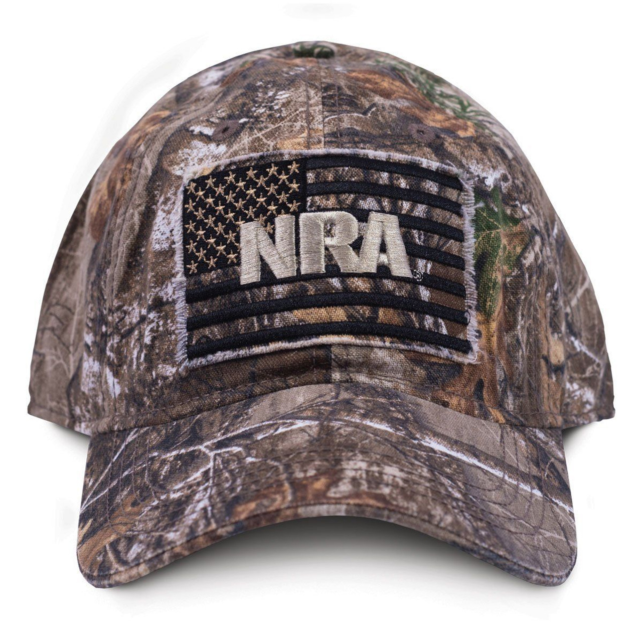 Buck Wear NRA Smooth Operator Camouflage Hat Cap American Flag USA  Adjustable 1d88413a679